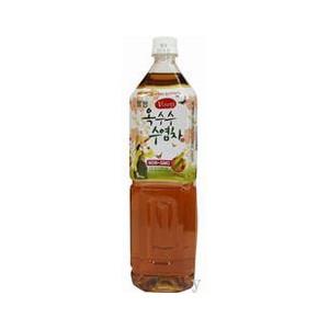 カロリーゼロ カフェインゼロです 韓国では定番にどこでも販売されている大人気商品です 2020 新作 お得 ヒョンビンCMクァンドン とうもろこしのひげには健康に良いさまざまな効果があります トウモロコシ髭茶1500mlペットボトル
