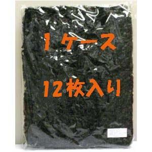 美味しい海苔キムチが作れます ■1ケース12枚入り■乾パレ 乾燥青海苔 220g前後×12 絶品 1ケース ふるさと割