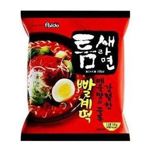 辛さに強い韓国人もビックリ 超激辛ラーメン WEB限定 倉庫 超激辛トゥムセラーメン 120g