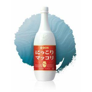 全国どこでも送料無料 流行のアイテム ほのかな甘みと酸味のバランスが良いマッコリです 二東 イードンにっこりマッコリ 1000mlペットボトル