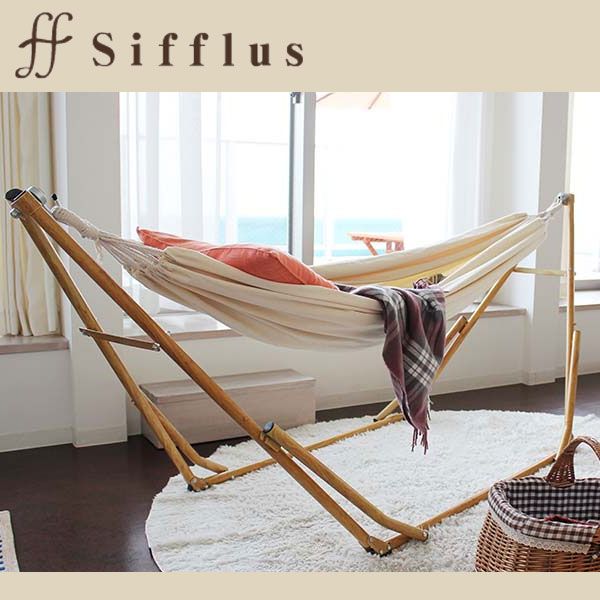 Bon Free Standing Portable 3WAY Hammock [stand Room In Cotto Folding Chair Chair  Bed Outdoor Camping, Sff 04