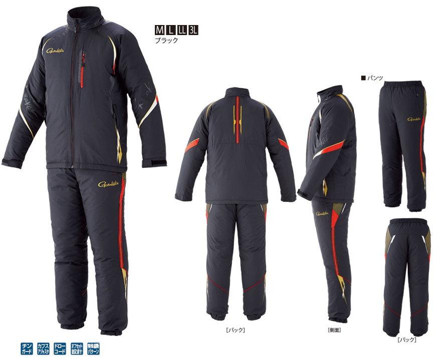 がまかつ トレーニングウォームスーツ GM-3539