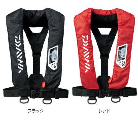 ダイワ DF-2007 ウォッシャブルライフジャケット(肩掛けタイプ手動・自動膨脹式)国土交通省基準対応モデル