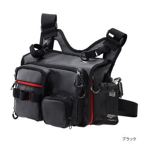 シマノ セフィア エギングショルダーバッグ XT BS-211K ブラック