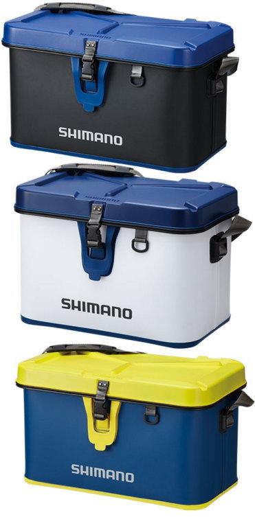 シマノ タックルボートバッグ(ハードタイプ)BK-001Q 27L