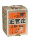 【第3類医薬品】正官庄 300錠高麗紅参 錠剤