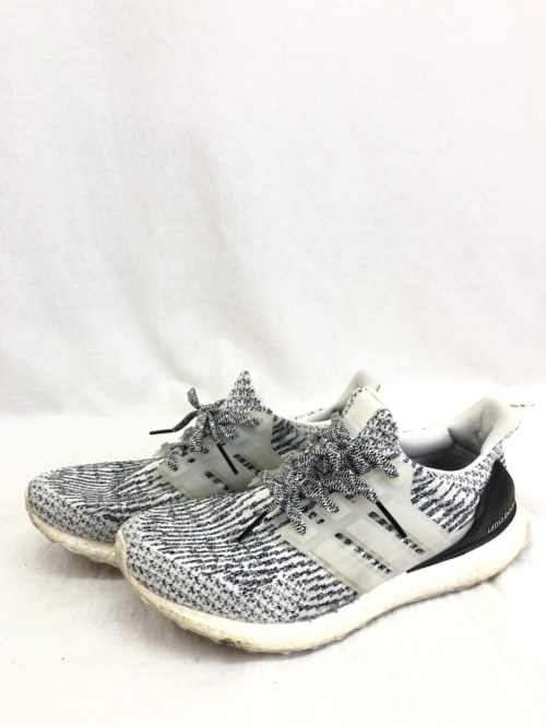 adidas Adidas S80636 UltraBOOST running white core black 27cm sneakers men sneakers [☆ 3]