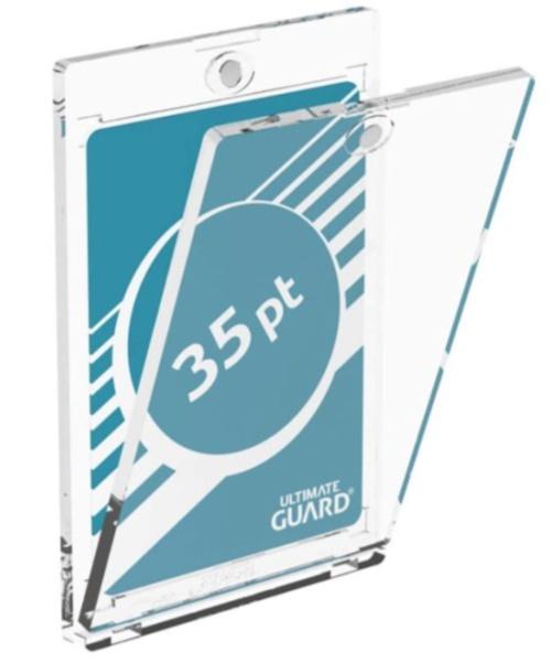 【新品トレーディングカード】 【5個セット】Ultimate Guard(アルティメットガード) Magnetic Card Case 35pt/その他[新品]