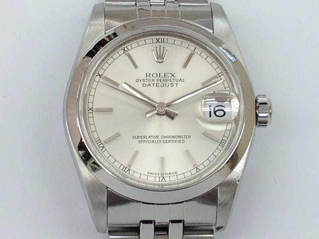 ボーイズ時計【中古】 ROLEX ロレックス デイトジャスト 78240 (Y番)2002年頃【楽ギフ_包装選択】