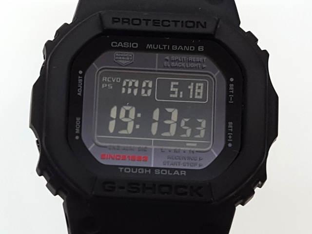 メンズ時計【中古】 CASIO カシオ Gショック  GW-5035 35周年記念モデル タフソーラー ソーラー電波 電波時計 G-SHOCK【楽ギフ_包装選択】