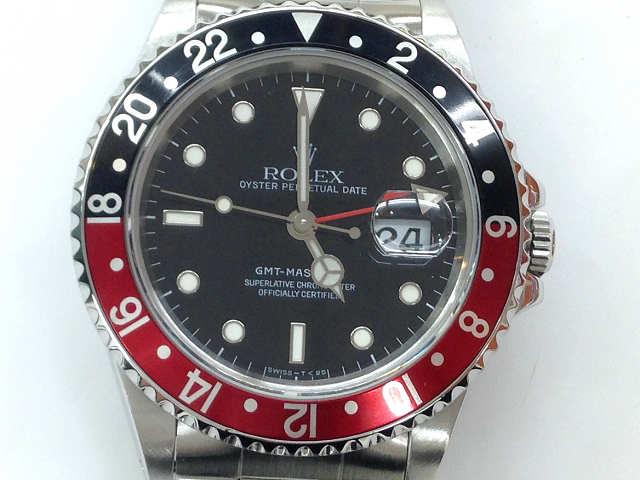 今季ブランド メンズ時計【】 ROLEX ロレックス  GMTマスター2 16710 (T番)1996年頃 オーバーホール済み 仕上げ済み【選択】, 業務用厨房機器のリサイクルマート c15048a0