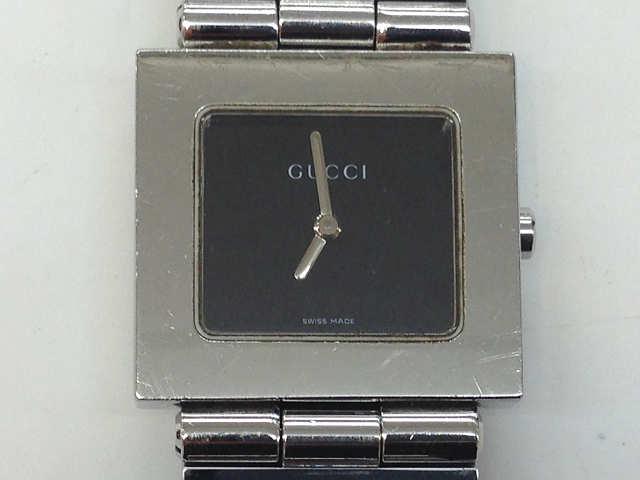ボーイズ時計【中古】 GUCCI グッチ 600J クオーツ時計 メンズ レディース ユニセックス【楽ギフ_包装選択】