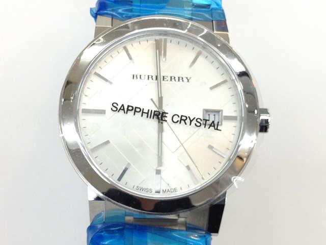 メンズ時計【中古】 BURBERRY バーバリー クオーツ時計 BU9000【楽ギフ_包装選択】