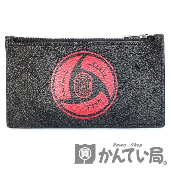コーチ 7351 Michael B. 日本全国 送料無料 Jordan コラボ 店舗 COACH カードケース ジップカードケース未使用展示品 used SA