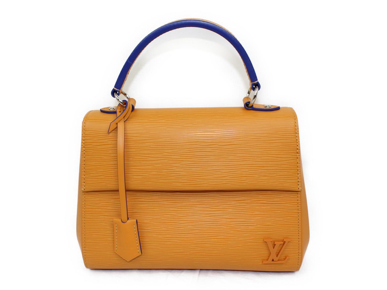 LOUIS VUITTON ルイヴィトンクリュニーBB M54168エピ 2WAYバッグ ショルダーバッグハンドバッグ シンプル オシャレプレゼント包装可【中古】