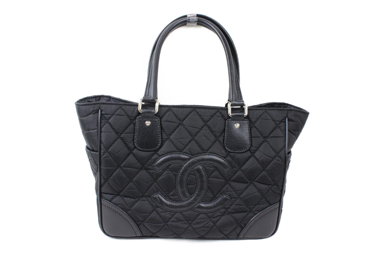 4b4a90288fe8 付属品ギャラ/布袋備考ブラックでシンプルなシャネルのハンドバッグです。※品の為、写真には写りきらない傷や汚れがある場合がございます。ご購入後の返品?