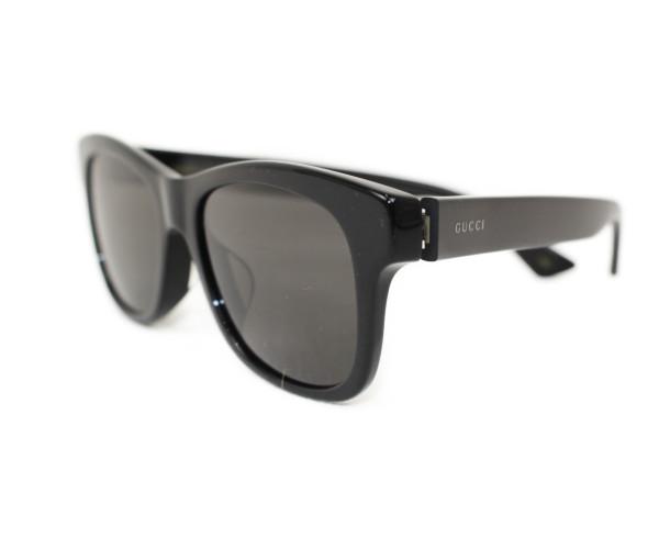 Gucci グッチ サングラス gg0044sa ブラック メンズ サングラス プラスチック レディース ユニセックス グッチ メンズ ウィメンズ 眼鏡 かっこいい 小物【中古】, ヒガシクルメシ:9af3144d --- officewill.xsrv.jp