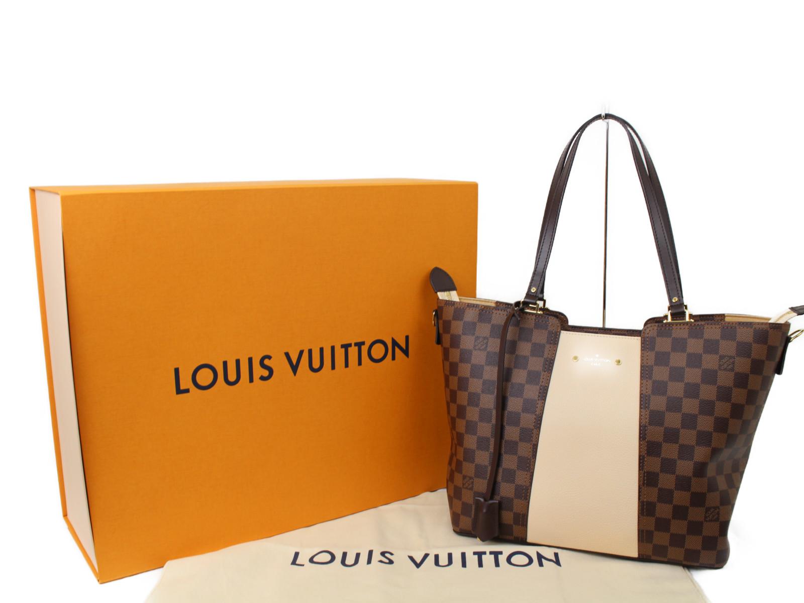 LOUIS VUITTON ルイヴィトン ジャージー N44022 レディース ストラップ付 プレゼント包装可 【中古】