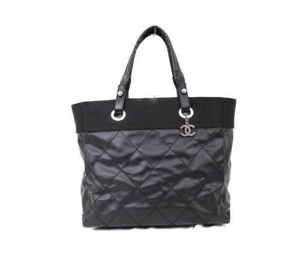7c54efb2f9cc 付属品布袋/ギャラ備考少し大きめサイズですが、コーティングキャンバス素材(PVC)で軽くて使いやすいです。ブラックレザーで落ち着いた雰囲気のデザインになってい  ...