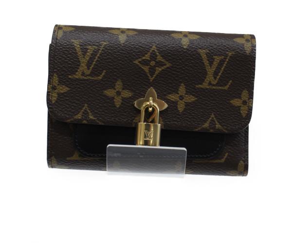 LOUIS VUITTON ルイ ヴィトンポルトフォイユ・フラワー コンパクト M62578ミニ財布 モノグラムプレゼント包装可【未使用】