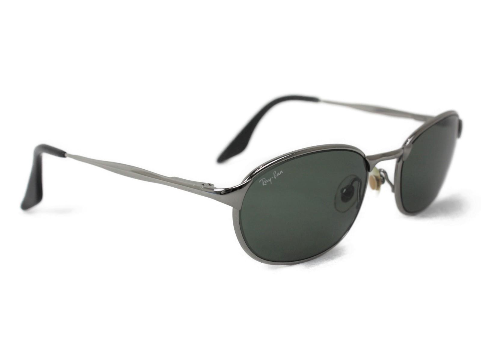 Ray-Ban レイバン サングラス U2841 OPBK グレー系   レディース ユニセックス メンズ ウィメンズ 眼鏡 かっこいい 小物 紳士 幅広【中古】