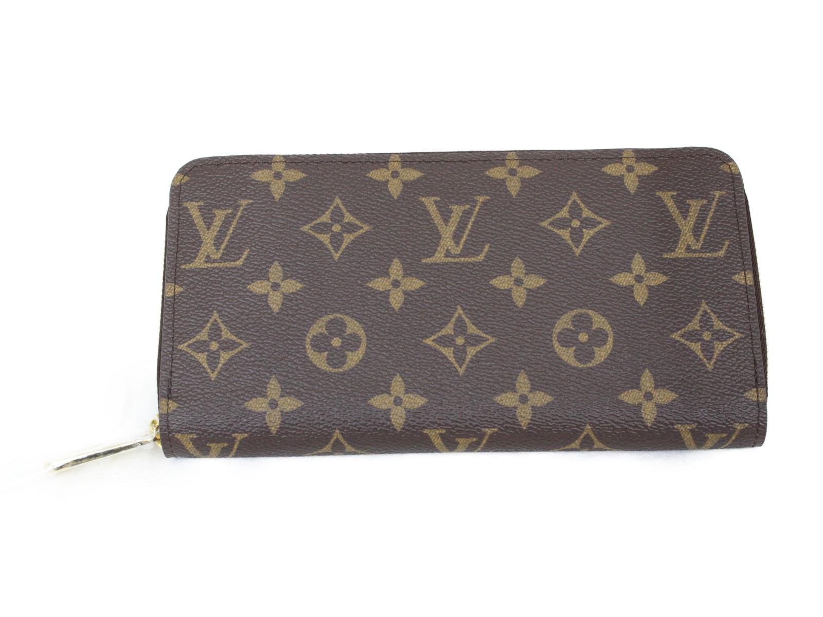 LOUIS VUITTON ルイヴィトン ジッピーウォレット M41895 長財布 フューシャ ピンク レディース プレゼント包装可【未使用】