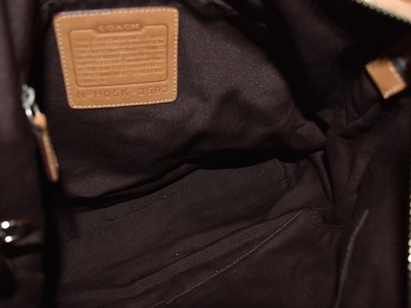 品COACH シグネチャーショルダーバッグ 3593 ベージュ系 キャンバス×レザー レディース ショルダーバッグ おしゃれ 人気 プレゼント包装可l1cT3KFJ
