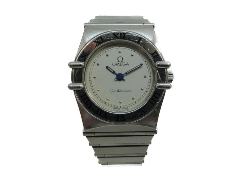 OMEGA オメガ コンステレーション レディース腕時計 クォーツ 【中古】