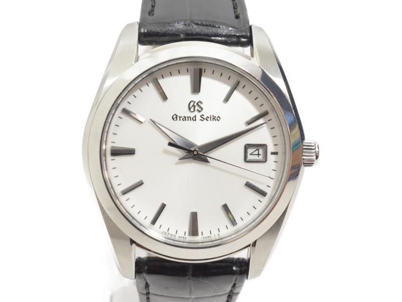 グランドセイコー GS SBGX295 9F62-0AB0 クオーツ メンズ 腕時計 【中古】【送料無料】