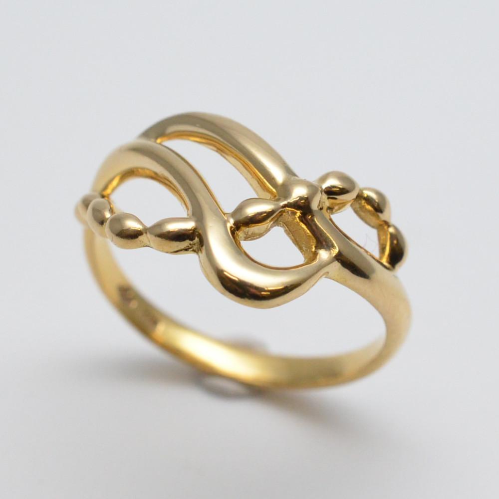 この商品はかんてい局盛岡店から発送いたします K18 リング 人気 約2.6g 10号サイズ 贈答 金 中古 ゴールド 指輪 ジュエリー アクセサリー