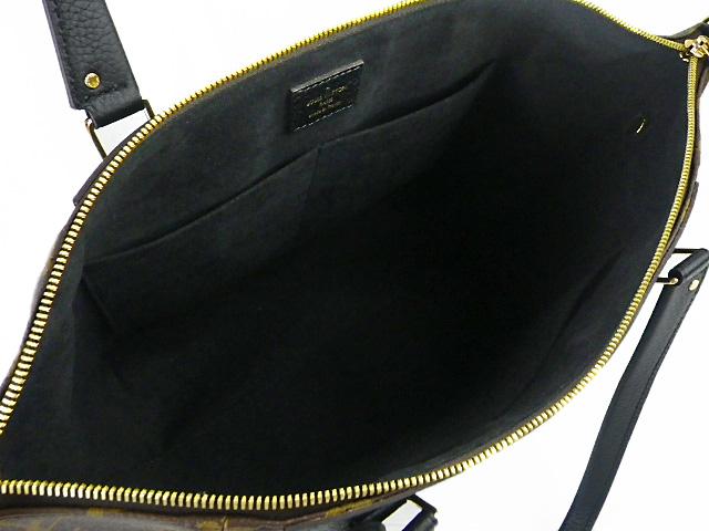 LOUIS VUITTON Louis Vuitton Monogram Estrela M51192 2WAY shoulder bag Noir