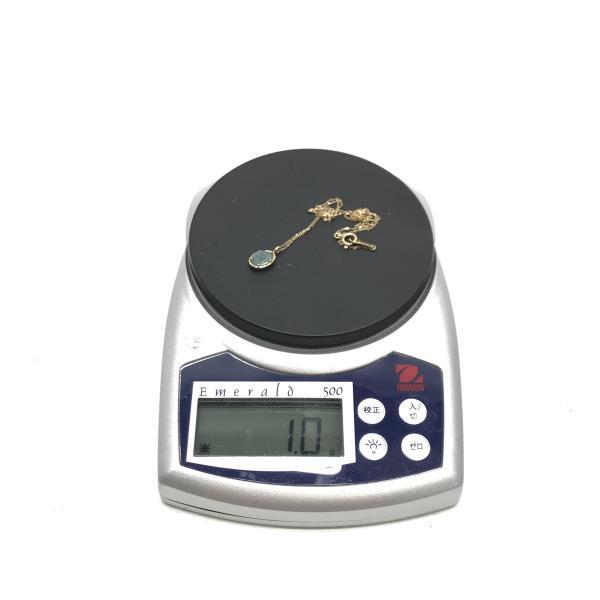 agete アガット ゴールド ネックレス K10 0 5gイエローゴールド ペンダント ターコイズ 40 5cm アクセQrdsxthC