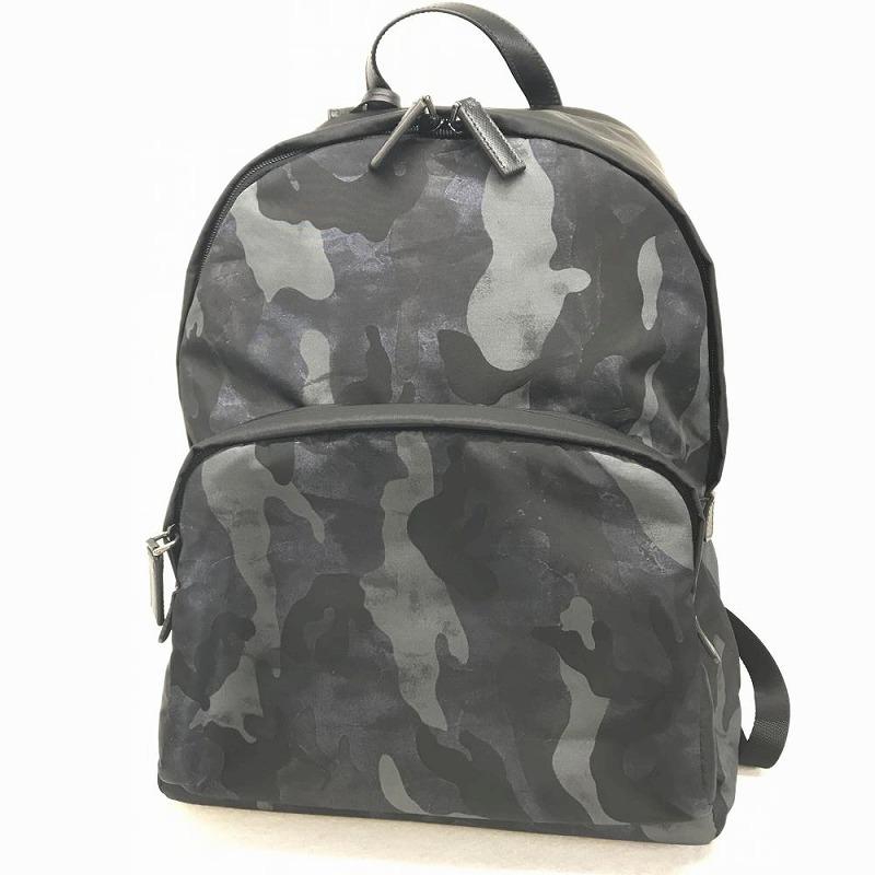 03d8bc896441ad ... usa prada prada camouflage pattern x nylon men gap dis rucksack plate  card manage d669d 740e1