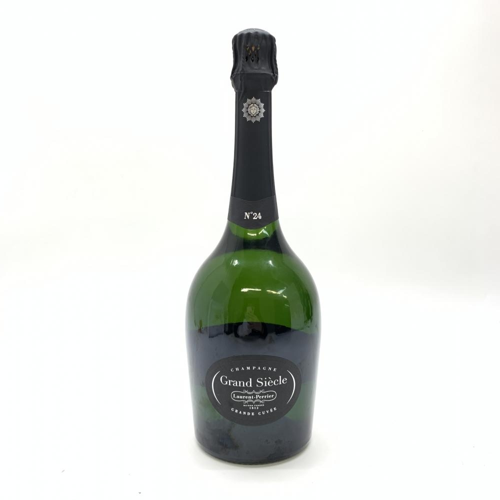 Laurent Perrier ローラン ペリエ Grand Siecle グラン シクエル No.24 750ml 12度 お酒 シャンパ-ニュ 白 未開栓 管理RT20140