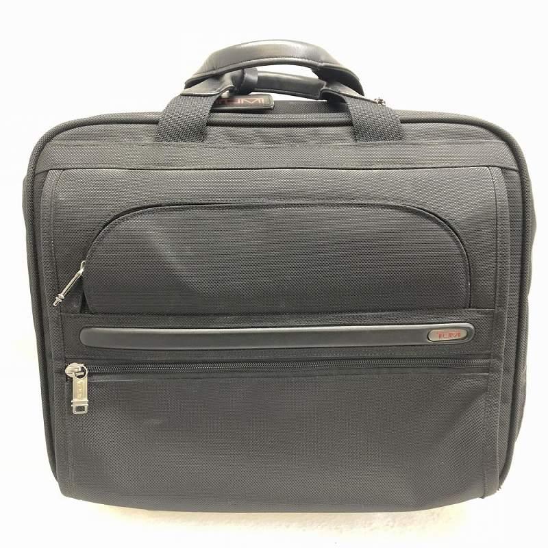 TUMI トゥミ 26102D4 キャリーケース ブラック 旅行かばん 黒 メンズ ブランドバッグ 管理RM10908