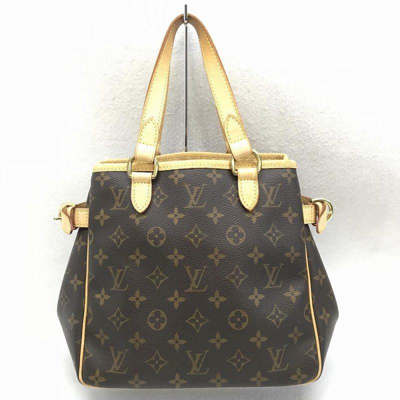 LOUIS VUITTON ルイヴィトン M51156 バティニョール モノグラム ハンドバッグ レディース 女性用 かばん バッグ 管理RM10988