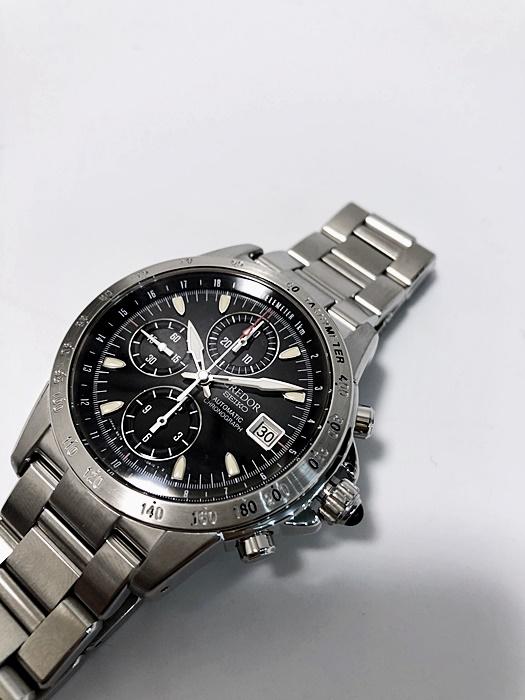 【SEIKO】 セイコー クレドール フェニックス メンズ 腕時計 自動巻 6S78-0A10【中古】かんてい局亀有店