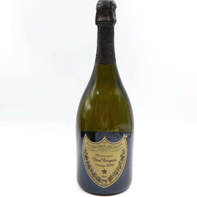 キャッシュレス5%還元中|【古酒】 ドンペリニヨン ドンペリ 2009 シャンパン 750ml 未開封 高級酒 スパークリングワイン プレゼント ギフト【中古】 e 春 入学 卒業 祝い