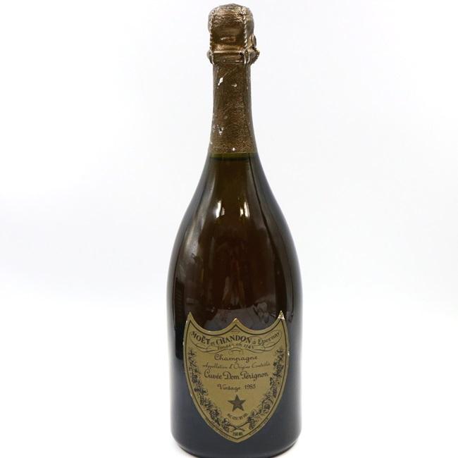 キャッシュレス5%還元中|【古酒】 ドンペリニヨン 1985 シャンパン 750ml 未開封 高級酒 スパークリングワイン プレゼント ギフト【中古】 e 春 入学 卒業 祝い