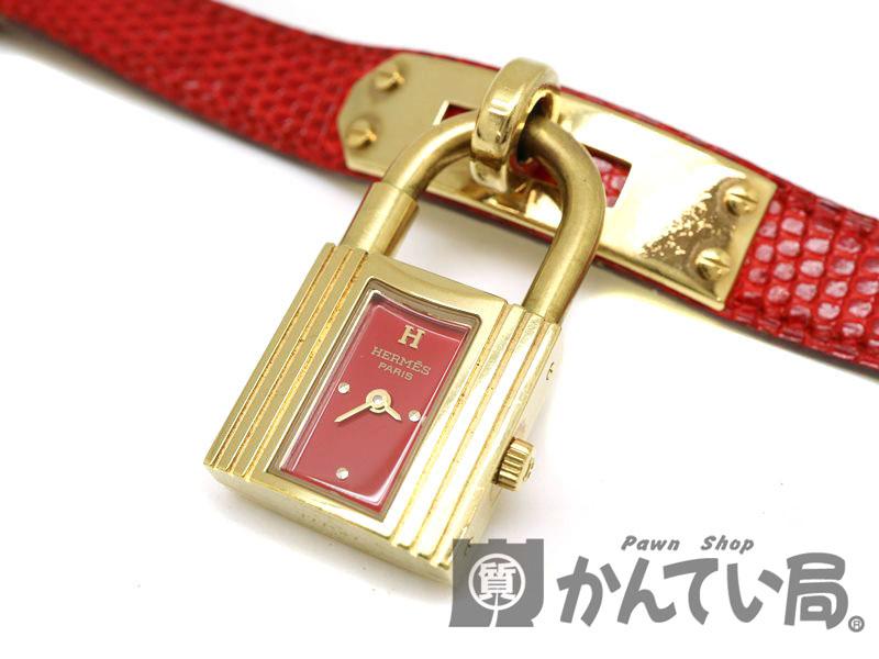 designer fashion 7b620 81cdf アクセサリー 腕時計 ケリーウォッチ KE1.201 HERMES【エルメス ...