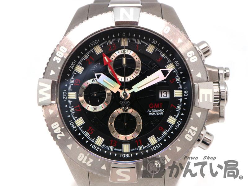 BALL Watch【ボールウォッチ】DC2036C エンジニアハイドロカーボン スペースマスター 腕時計 自動巻き【中古】USED-9 質屋 かんてい局茜部店 a18-6184