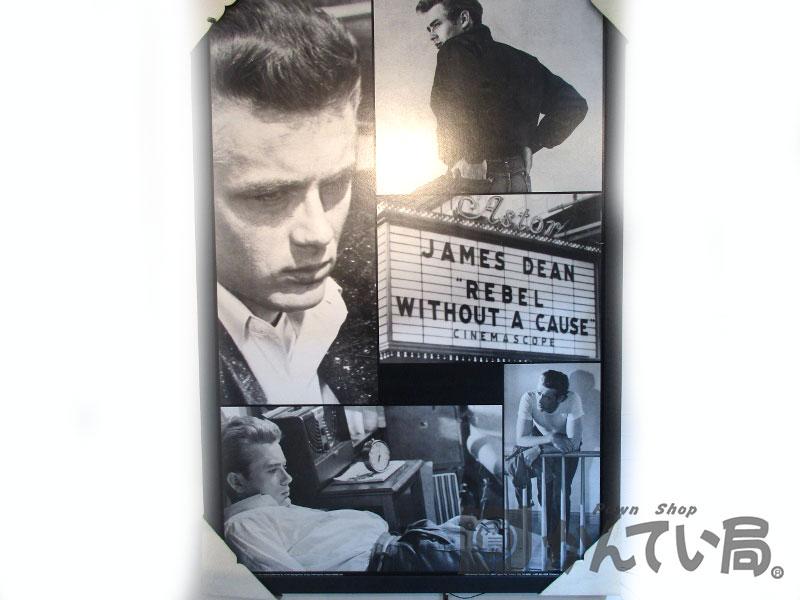 ジェームスディーン フォトパネル 絵画 インテリア ディスプレイ【中古】 USED-7 質屋 かんてい局北名古屋店 n18-6329