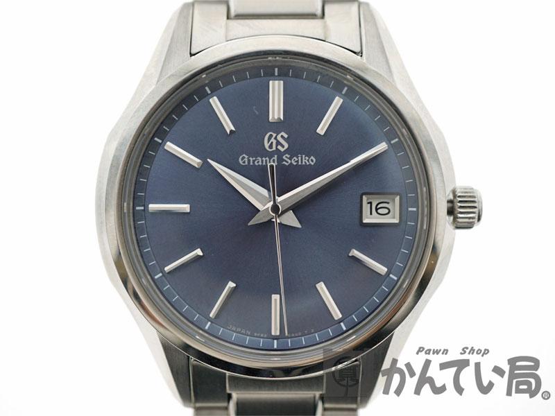 release date: ffec1 4a7ed GRAND SEIKO SBGV235 quartz 9F SS men USED-9 n19-921 pawnshop かんてい station  Kitanagoya store