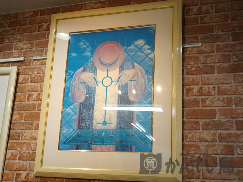 コンスタンチンフダャコゴ  ギャンブラー 絵画 【中古】 USED-6 質屋かんてい局春日井店 k3105615028800004