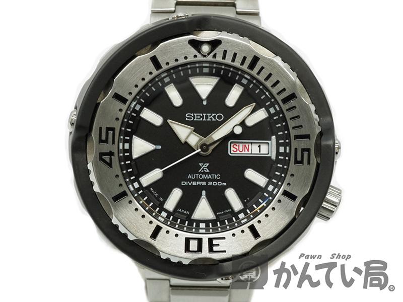 SEIKO 【セイコー】 SRPA79J1 プロスペックス ダイバー オートマチック メンズ 腕時計 USED-6 【中古】 質屋かんてい局細畑店 h19-1090