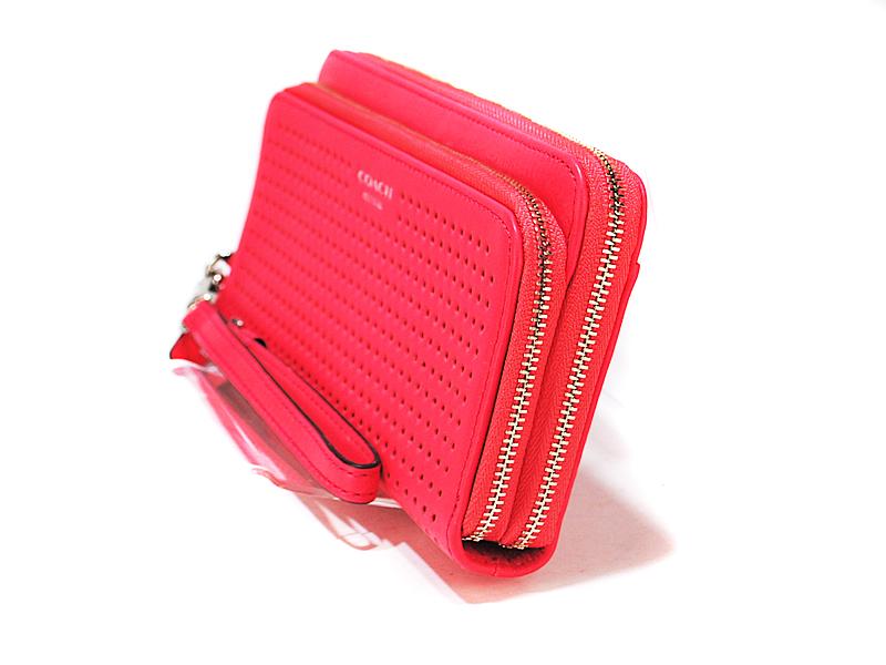 new product 11672 fa7c7 COACH【コーチ】ラウンドファスナー オンライン 財布 ジッピー ...