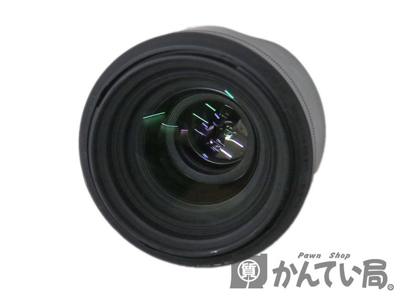 SIGMA【シグマ】 DG HSM 大口径標準レンズ 50mm 1:1.4 レンズ ブラック  キャノン用 キャノン カメラ 【中古】 USED-8 質屋 かんてい局小牧店 c19-1825