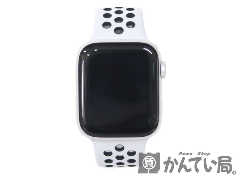APPLE【アップル】MU6K2J/A Apple Watch/Series4 Nike アルミニウム スマートウォッチ GPS 腕時計 家電 【中古】USED 質屋 かんてい局 小牧店 c19-2
