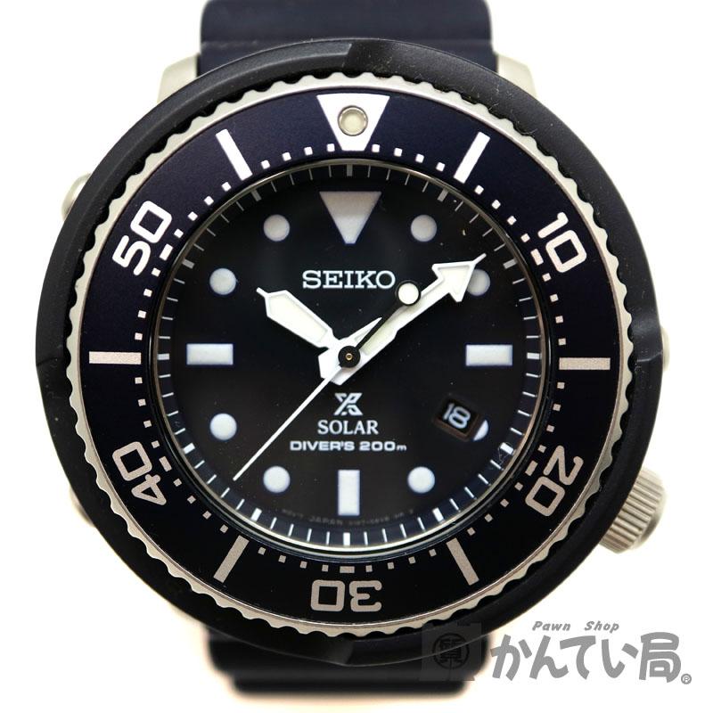 メンズ USED-10【中古】A2007006 質屋 SEIKO【セイコー】SBDNOOC 500本限定 プロスペックスユナイテッドアローズコラボモデル かんてい局茜部店 腕時計