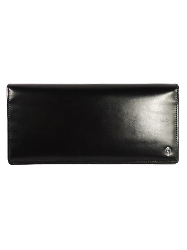 Cartier カルティエ L3000440 パシャ ドゥ カルティエ ジップ付き インターナショナル 長財布【中古】かんてい局【楽ギフ_包装選択】